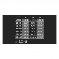 Newa Eco Therm VTO 150w Termoriscaldatore per acquari fino a 150 Litri elettronico