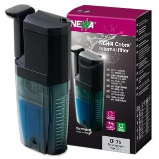 Newa Cobra 75 Filtro interno per acquari e tartarughiere fino a 75 lt con portata regolabile