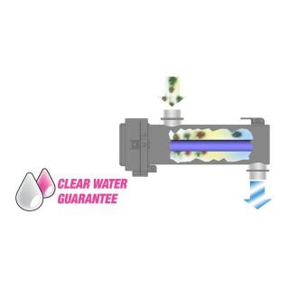 Newa Pond UVC Pure light 9 W Lampada sterilizzatore per acquari e laghetti
