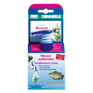 Dennerle 2721 Aquarico Avera Anticloro con Aloe Vera 50ml x 1600 l per acquario