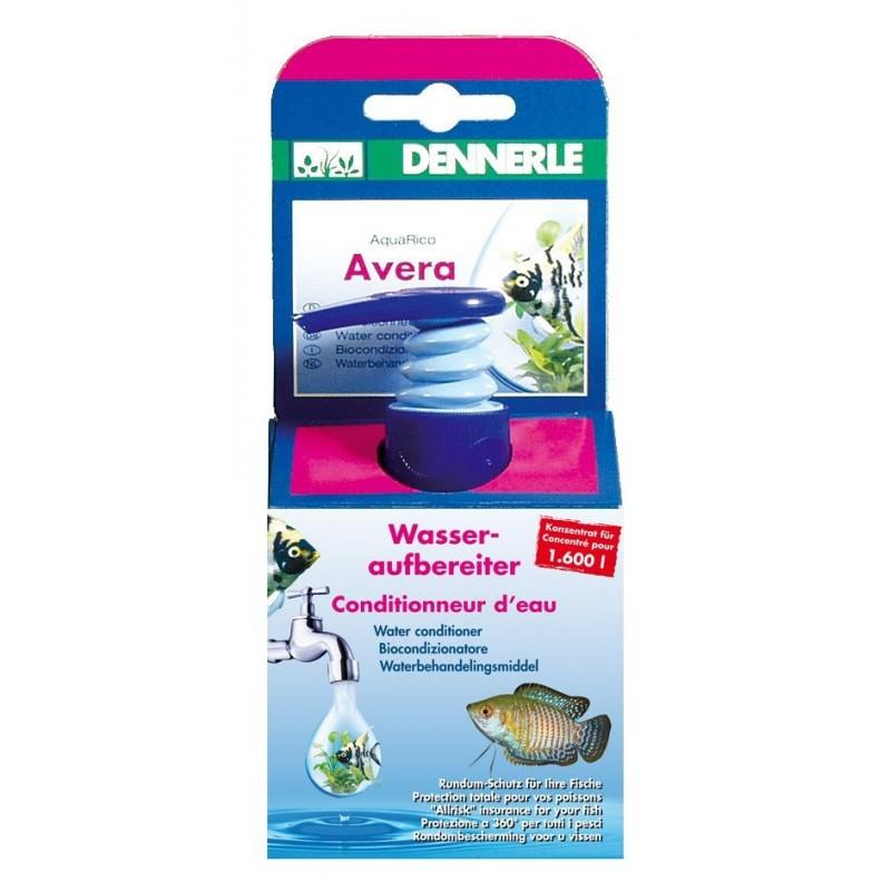 Dennerle 2721 Aquarico Avera Anticloro con Aloe Vera 50ml x 1600 l per acquario