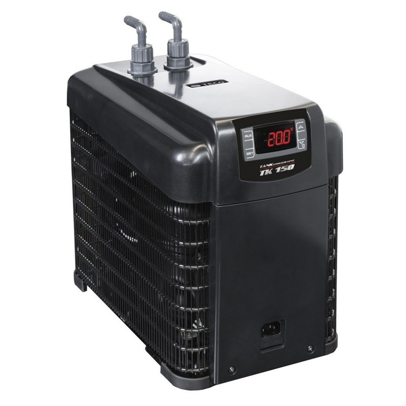 Teco TANK Refrigeratore TK150 per acquari fino a 150lt 150W per abbassare temperatura dell'acqua