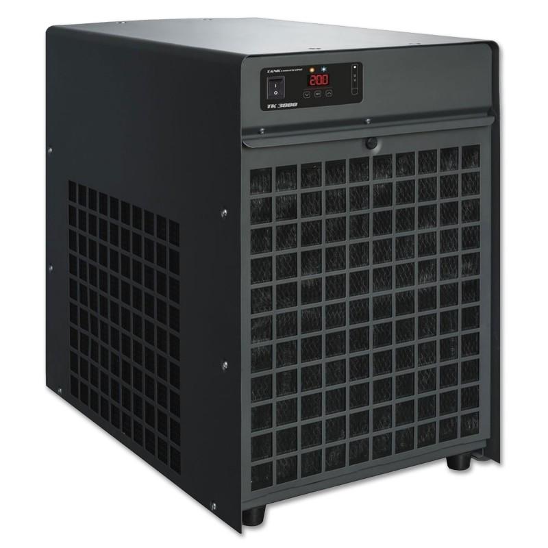 Teco TANK Condizionatore TK3000 con lampada UV-C sterilizzatrice per acquari fino a 3000lt 750W refrigeratore per abbassare la t