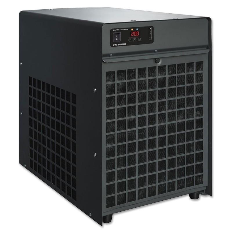 Teco TANK Condizionatore TK6000H con lampada UV-C per acquari fino a 9000lt 900W per gestire la temperatura dell'acqua