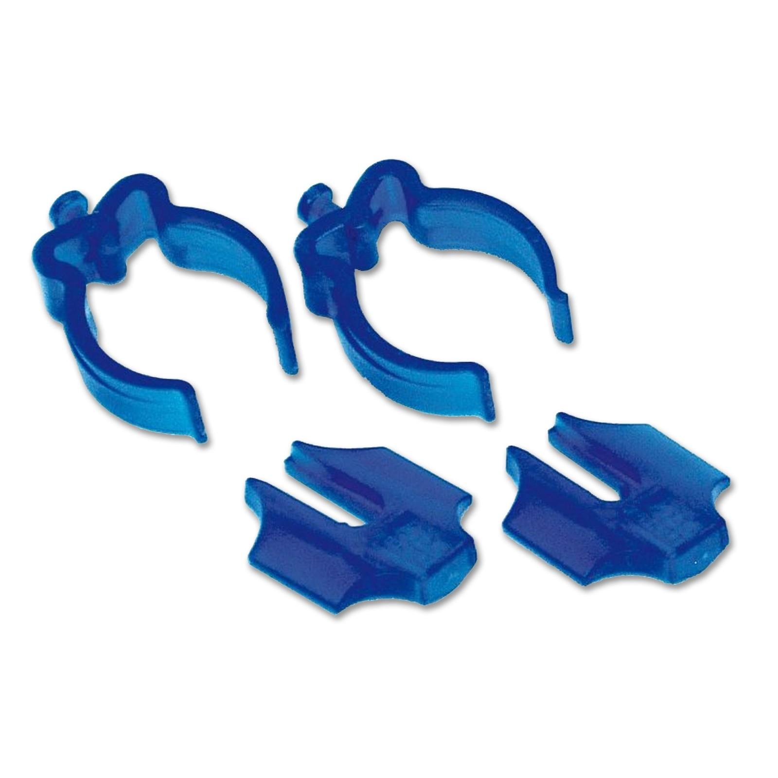 Dennerle 1397 Clip per Neon T8 2 pezzi