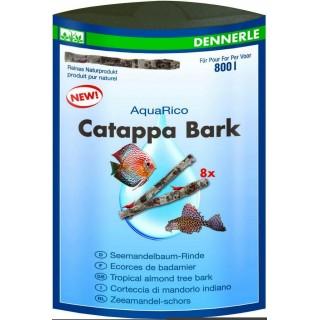 Dennerle 2756 Aquarico Catappa Bark Corteccia di mandorlo indiano per acquario