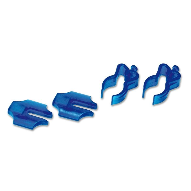 Dennerle 1399 Clip per Neon T5 2 pezzi