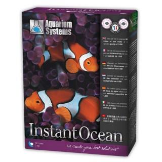 Aquarium Systems Sale Instan Ocean 2 kg per 60 lt sale per acquario marino