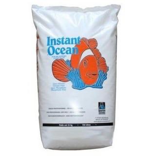 Aquarium Systems Sale Instant Ocean Sacco da 25 kg per 750 lt sale per acquario marino