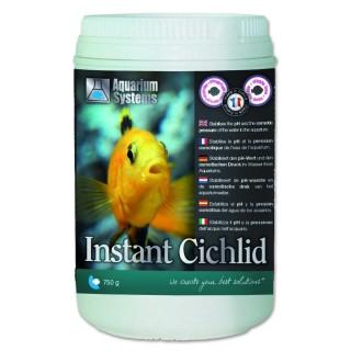 Aquarium Systems Sale Instant Cichlid 750 g Sale per ciclidi d'acqario
