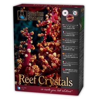 Aquarium Systems Sale Reef Crystal 2 kg per 55 lt sale per acquario marino con calcio vitamine e oligoelementi