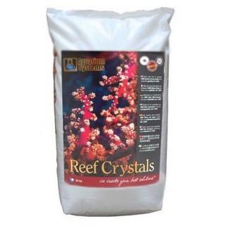 Aquarium Systems Sale Reef Crystal Sacco da 25 kg per 750 lt sale per acquari marini con calcio vitamine e oligoelementi