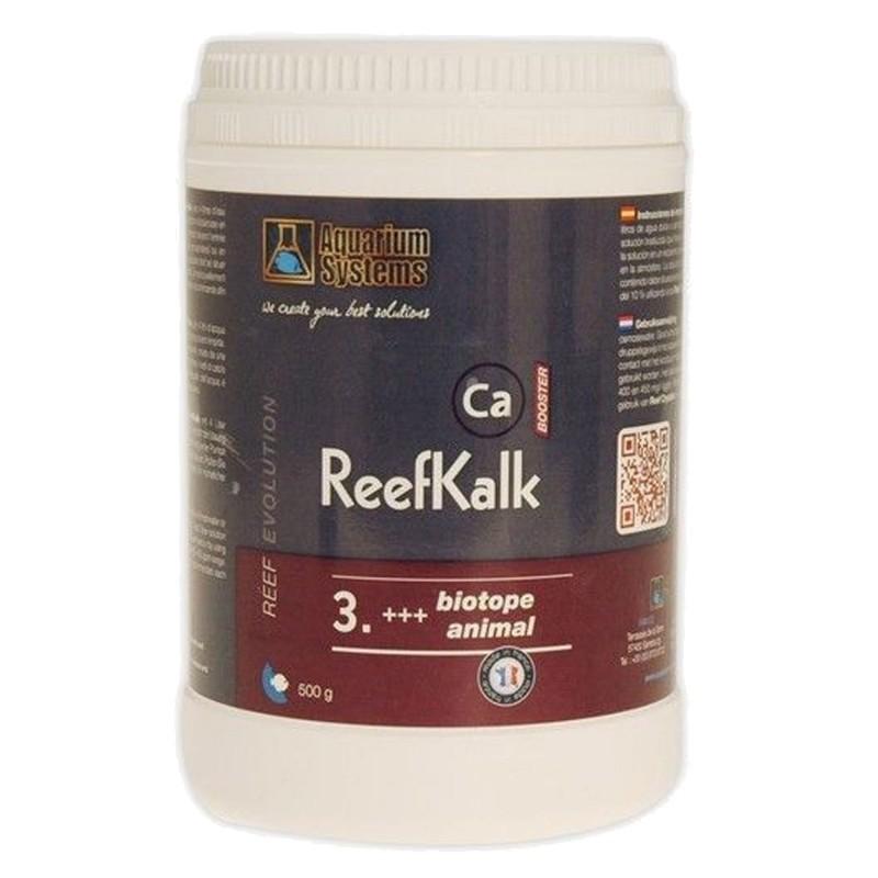 Aquarium Systems Reef Evolution ReefKalk 500 gr Fonte di idrossido di calcio che consente di preparare acqua di calce (o Kalkwas