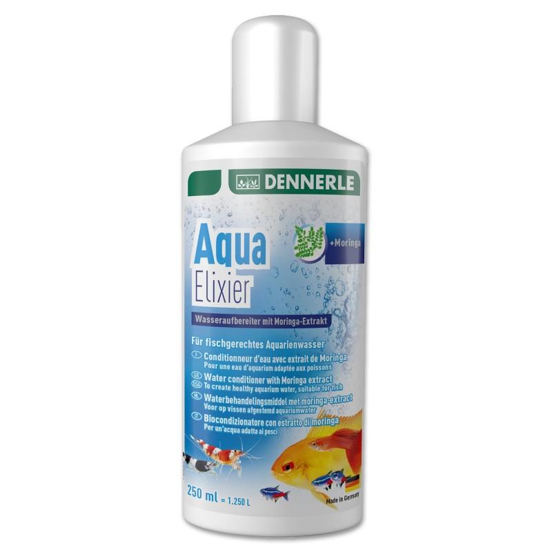 Dennerle Aqua Elixier Biocondizionatore Anticloro  per acquario