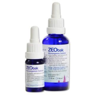 Korallen Zucht Zeobak 10 ml Soluzione di microorganismi per fauna batterica in acquario