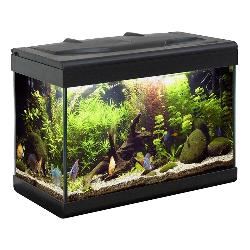 MTB Acquari Aloha 40 LED 4 w Acquario accessoriato 23L Nero