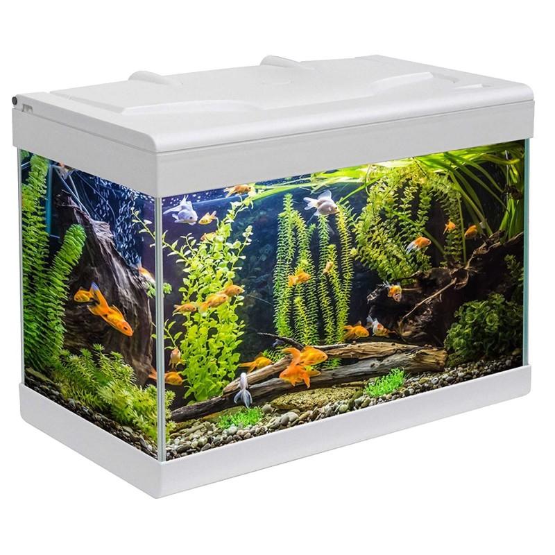 MTB Acquari Aloha 40 LED 4 w Acquario accessoriato 23L Bianco