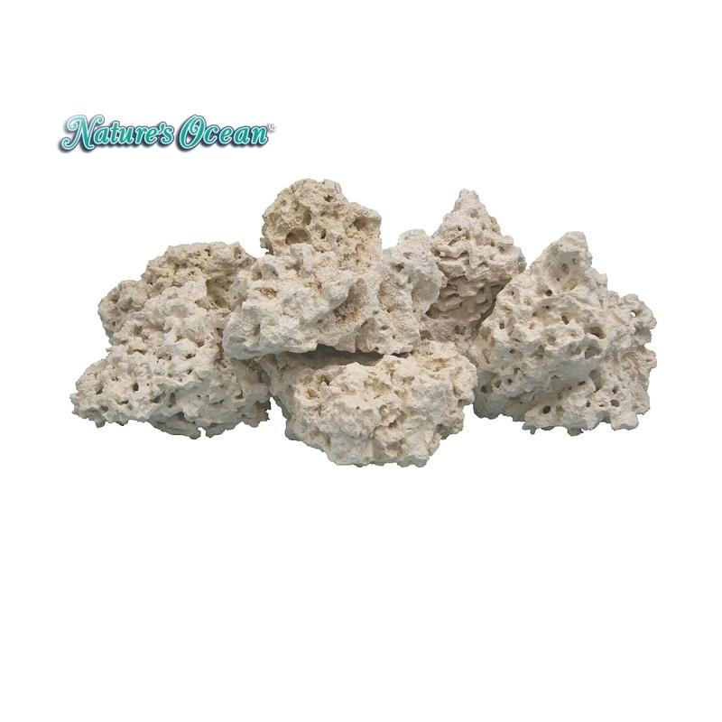 Nature's Ocean Coral Baser Rock 1 kg Rocce per acquari marini di barriera
