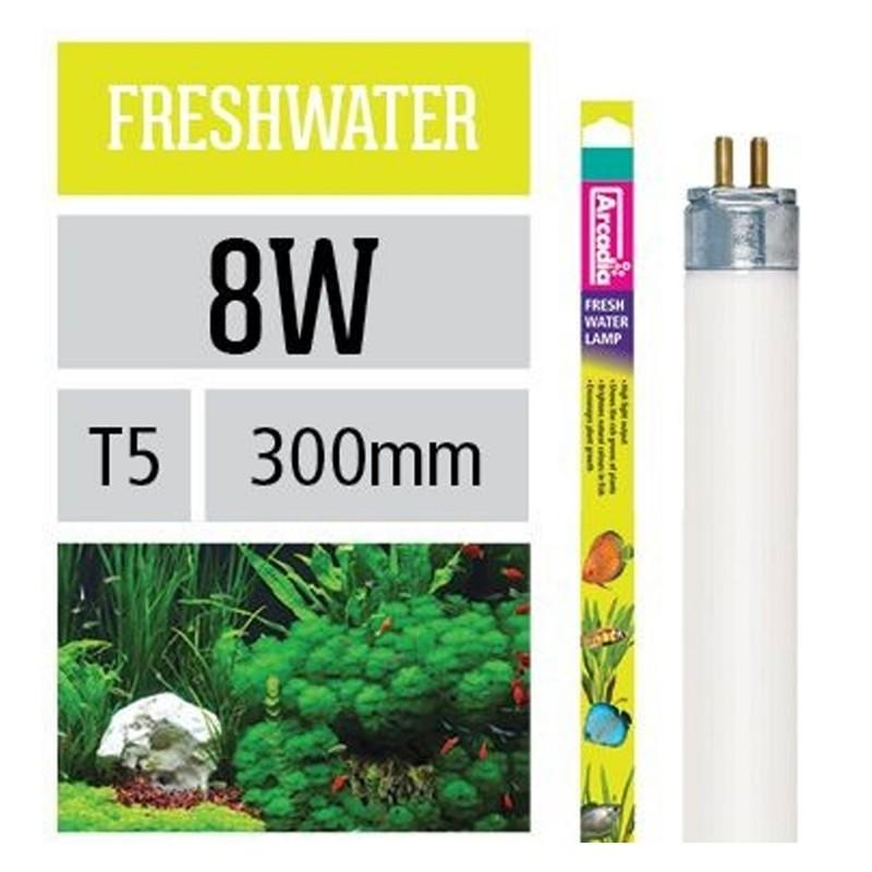 Arcadia Neon Freshwater T8 luce per acquario esalta il verde delle piante 8 W