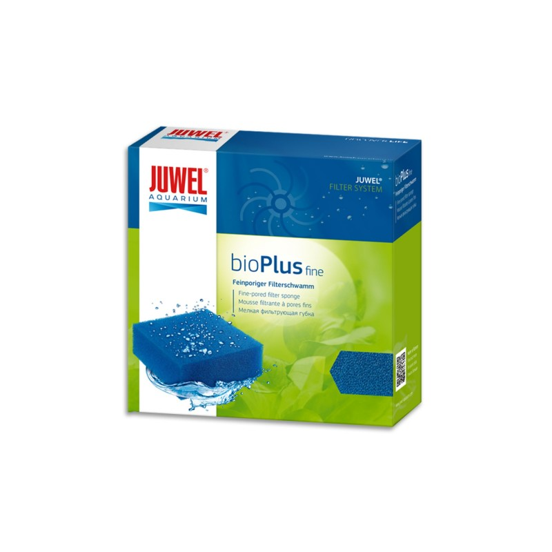 Juwel BioPlus XL Spugna fine per filtro Bioflow 8.0 Jumbo filtrazione biologica in acquario