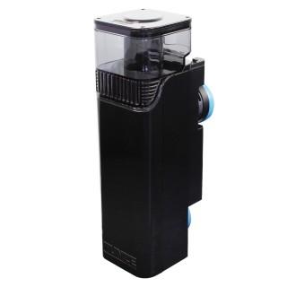 Bicchiere raccoglischiuma del volume di 0,2L, contiene anche il reattore di schiuma, facilmente removibile.