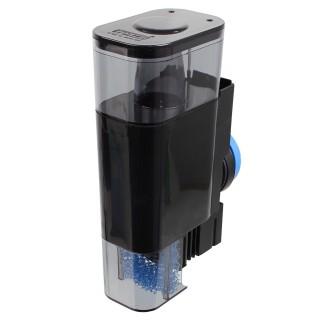 Tunze Comline DOC Skimmer 9001 Fissaggio con Magnet Holder brevettato per vetri spessi fino a 10 mm.