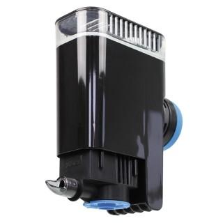 Fissaggio con Magnet Holder brevettato per vetri spessi fino a 10 mm.