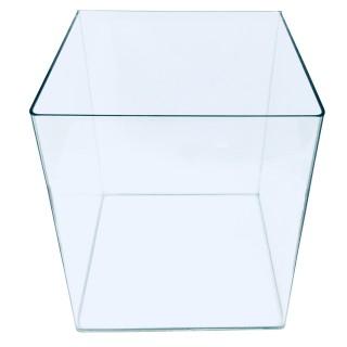 Genesi Acquari Cubo 10 litri con coperchio e angoli curvi