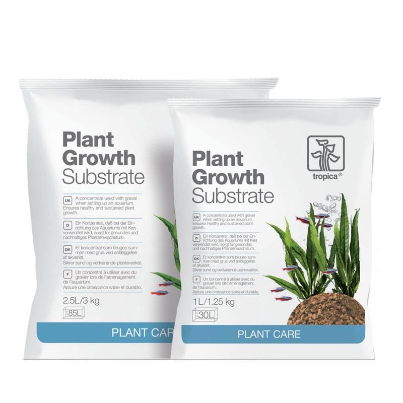 Tropica Plant Growth Substrate fertilizzante da fondo per acquario