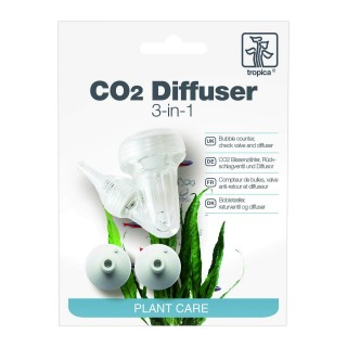 Tropica CO2 Diffuser 3 in 1 diffusore per acquario