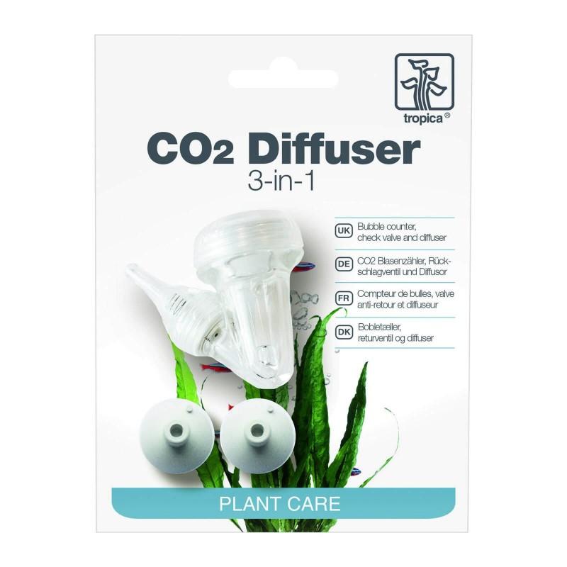 Tropica CO2 Diffuser 3 in 1 diffusore per acquario