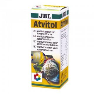 JBL Atvitol 50 ml complesso vitaminico per pesci di acquario