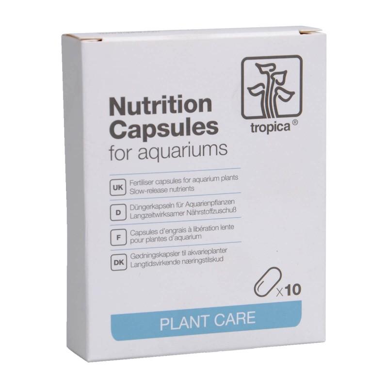Tropica Nutrition Capsules fertilizzante da fondo per acquario