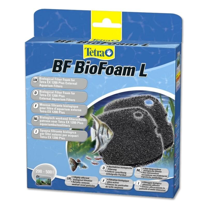 Tetra BF 1200 Spugne filtranti L per filtri esterni EX 1200
