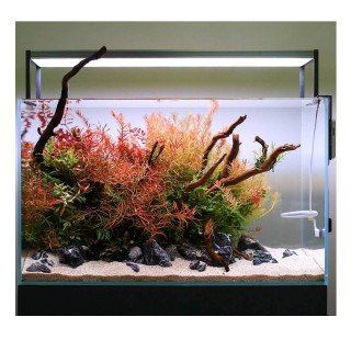 Twinstar Light 450EA plafoniera a LED regolabile per acquario