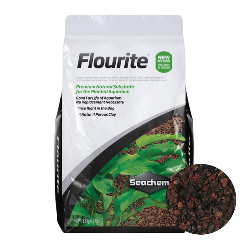 Seachem Flourite 3.5 kg fondo fertile acquario