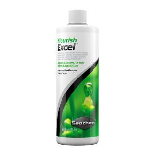 Seachem Flourish Excel Carbonio per acquario 500 ml