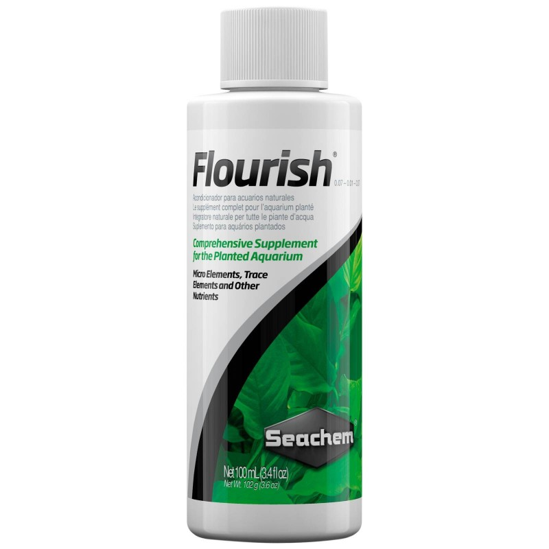 Seachem Flourish integratore di vitamine 100 ml