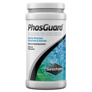 Seachem PhosGuard per rimuovere solfati e silicati dall'acquario 250 ml