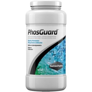 Seachem PhosGuard per rimuovere solfati e silicati dall'acquario 500 ml