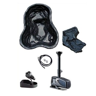 Sicce Happy Pond 4 Kit completo per laghetto 550 litri