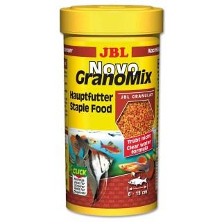 JBL Ricarica Novo GranoMix 250ml per tutte le varietà di pesci d'acquario
