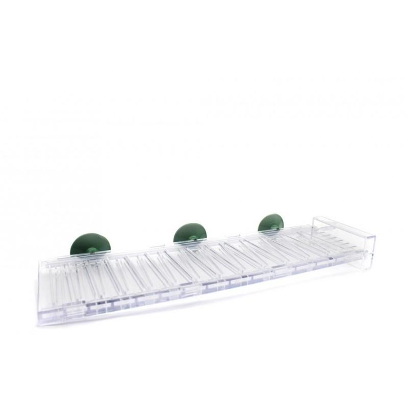 Dennerle 3070 Profi Line CO2 Maxi Flipper per Acquari fino a 600 lt diffusore anidride carbonica in acquario