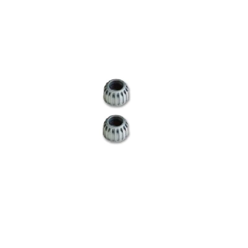 Teco Ghiere dei rubinetti per modelli TR/TC 2 pezzi