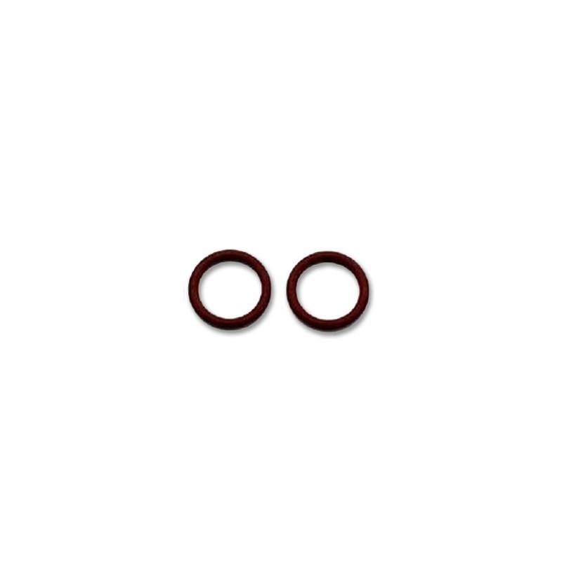 Teco Ricambio O-Ring per refrigeratori per acquario modelli TR e TC pezzi 2