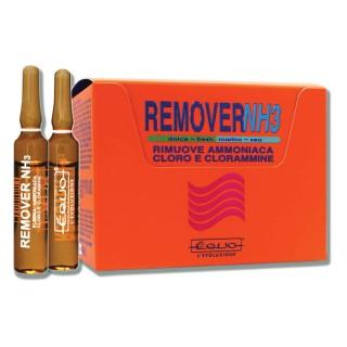 Equo Remover NH3 elimina ammoniaca cloro e cloramine