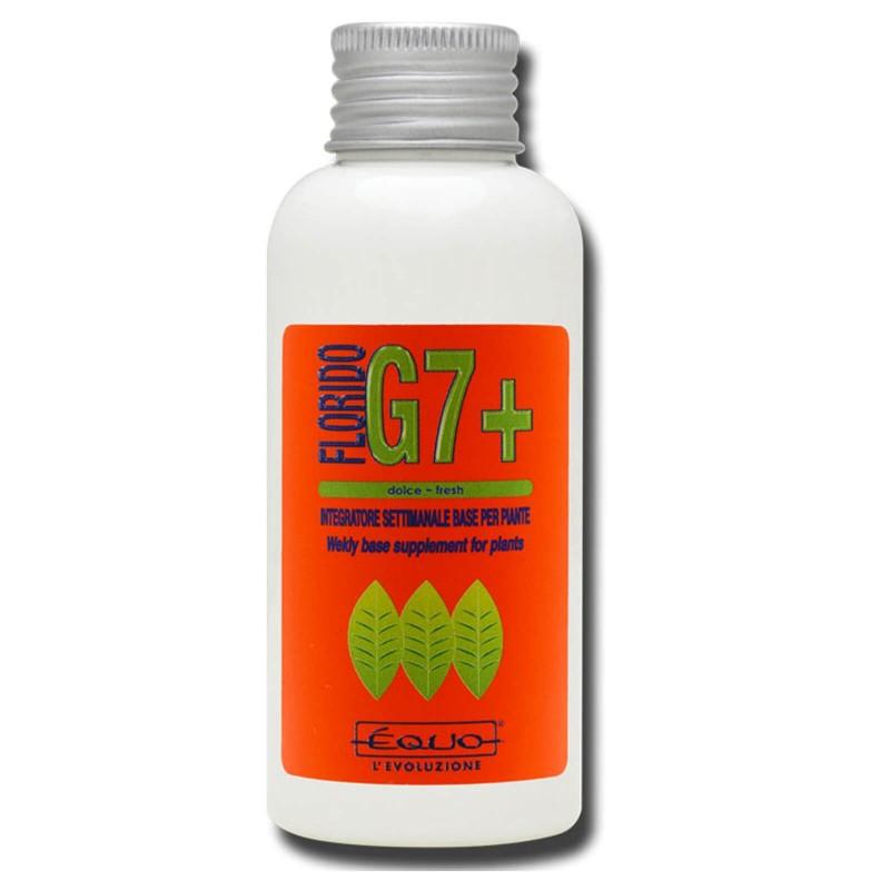 Equo Florido G7+ plus fertilizzante settimanale 100 ml
