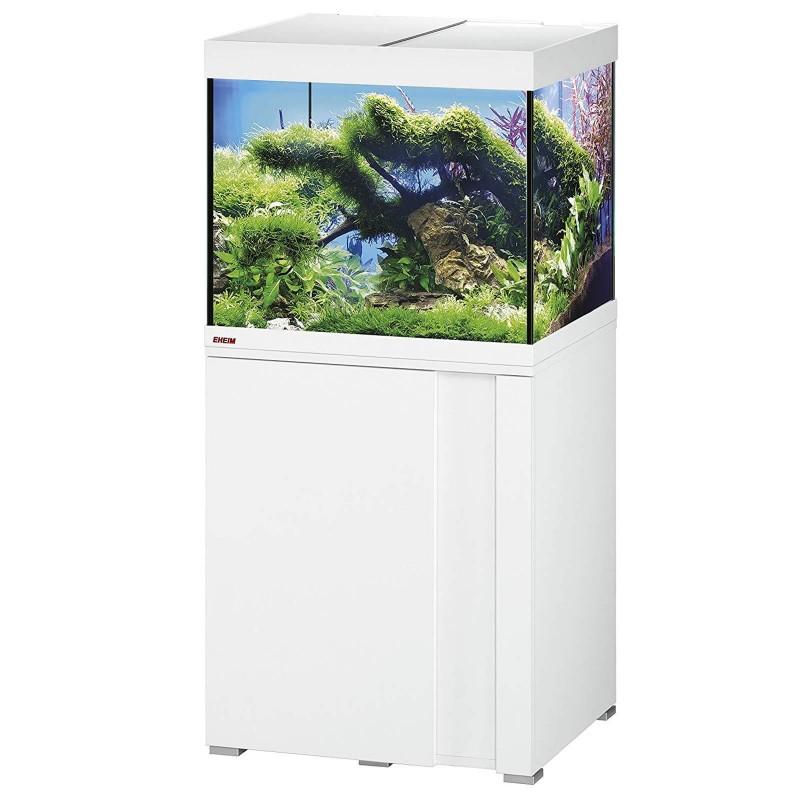 Eheim Vivaline LED 150 Combi Acquario completo bianco
