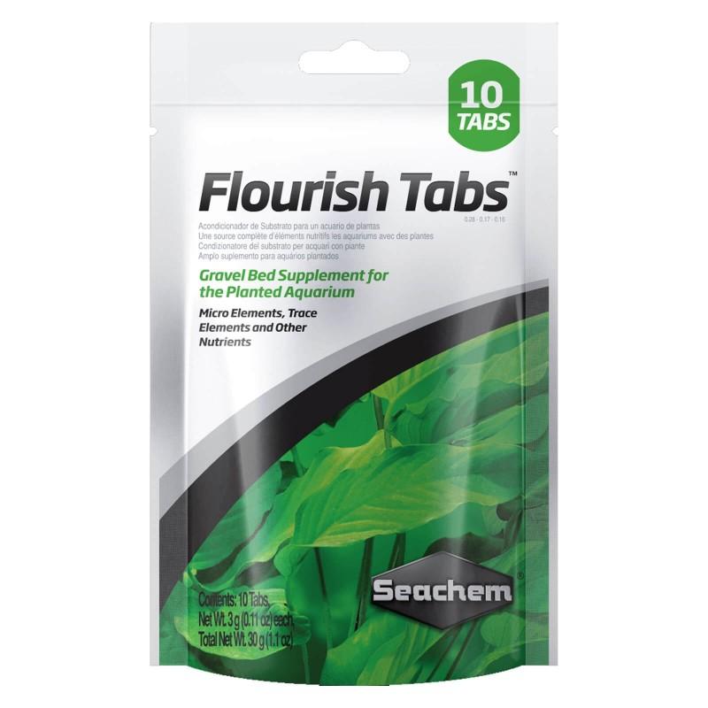 Seachem Flourish Tabs fertilizzante da fondo