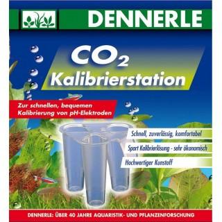 Dennerle 3091 CO2 Stazione di taratura Profi-Line per acquario